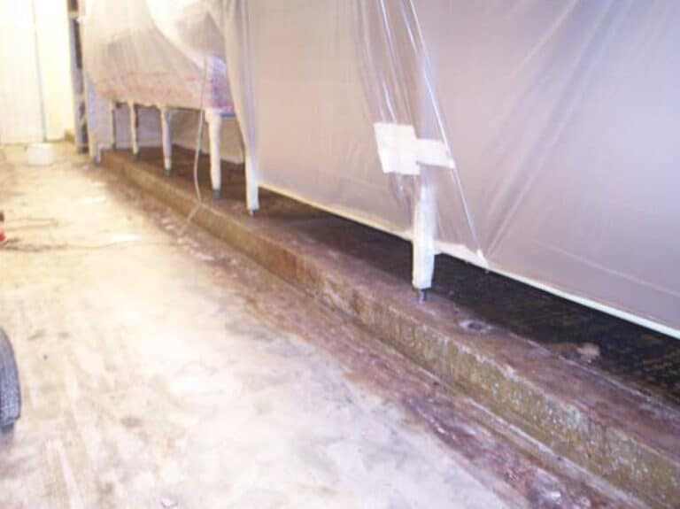 Kitchen Floor Slip Resistant - Polyurethane Protective Coatings - Rhino Linings Newcastle