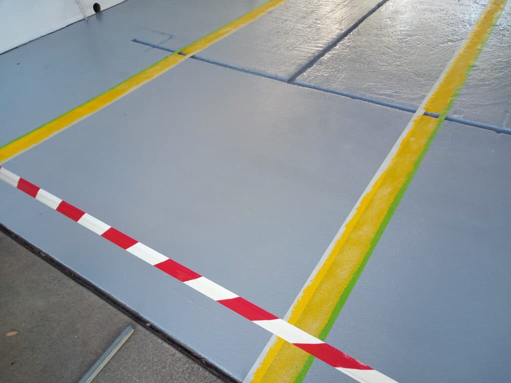 Commercial Flooring Protective Coatings - Rhino Linings Newcastle