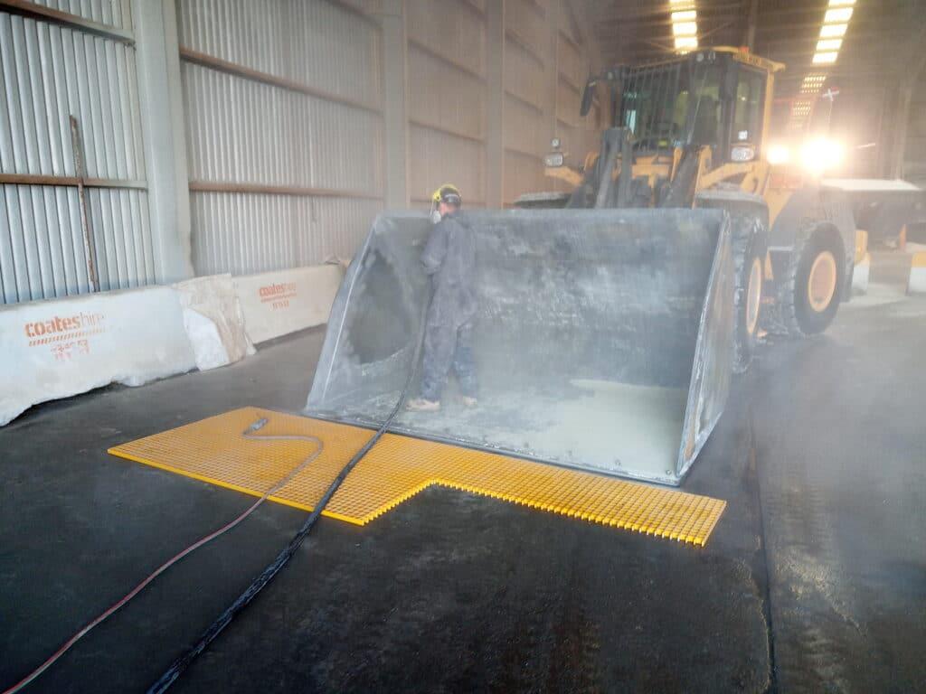 Mining Protective Coatings - Rhino Linings Newcastle